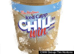 CNW Group/Tim Hortons