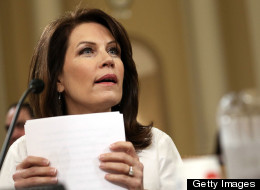 Rep. Michele Bachmann has warned for years that Minnesota could someday allow gay couples to marry. On Tuesday, that prophecy came true. (Photo by Alex Wong/Getty Images)