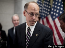 The NRCC, chaired by Rep. Greg Walden (R-Ore.), removed an error-filled blog post on its website Thursday. (Photo By Bill Clark/Roll Call)