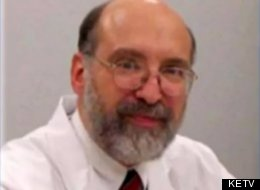 Dr. Roger Brumback (pictured( and his wife, Mary, both 65, were killed in their home last week.