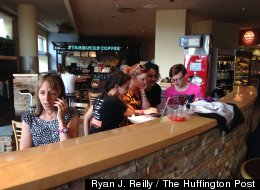Ryan J. Reilly / The Huffington Post