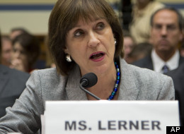 IRS official Lois Lerner speaks at a May 22, 2013, House oversight committee hearing to investigate the extra scrutiny the IRS gave to tea party and other conservative groups applying for tax-exempt status. (AP Photo/Carolyn Kaster)