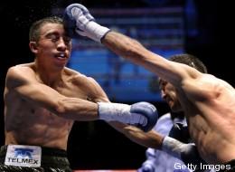 Omar Narváez derrotó a Felipe Orucuta