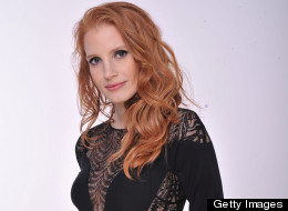 Jessica Chastain spoke about the role in