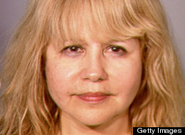 Actress/singer Pia Zadora was arrested on June 1, 2013, in Las Vegas, for domestic battery and coercion. (Photo by Las Vegas Metropolitan Police Department via Getty Images)