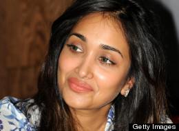 Jiah Khan muere: actriz de Bollywood se suicida