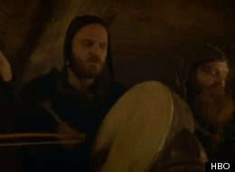 Will Champion appeared on Sunday night's