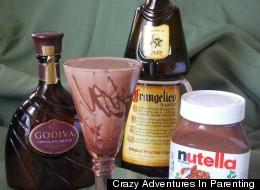 Drink Recipes - Magazine cover
