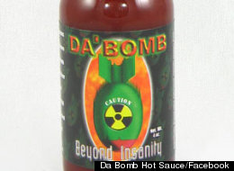 Da Bomb Hot Sauce/Facebook