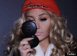 Amanda Bynes might make her music dreams come true after all. The former actress has been offered a rap deal with an East Coast record label. (Twitter)