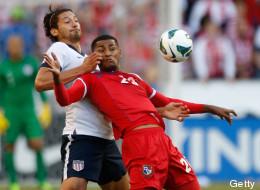 Estados Unidos derrotó 2 - 0 a Panamá