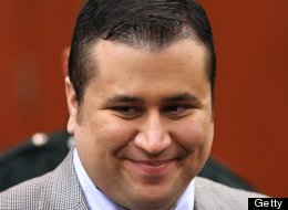 George Zimmerman smiles during a recess at Seminole circuit court on the sixth day of his trial, in Sanford, Fla., Monday. (Joe Burbank/Orlando Sentinel/MCT via Getty Images)