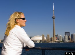 Several readers of The Huffington Post Canada said Toronto would be a good choice for a new capital city of Canada (Getty Images)