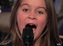 Six-year-old metal singer wows on 'AGT.'