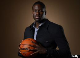 Anthony Bennett poses for portraits during media availability as part of the 2013 NBA Draft on June 26, 2013 at the Westin Times Square in New York City. (Photo by Jesse D. Garrabrant/NBAE via Getty Images)