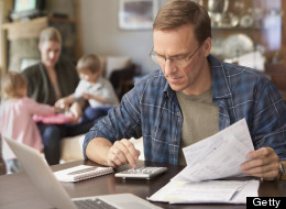 """StatsCan's latest analysis of income trends among households found that 2011 """"was the fourth consecutive year without significant change in after-tax income."""" (Getty Images)"""