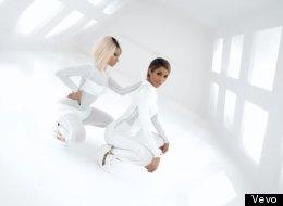 Ciara worked with Nicki Minaj for