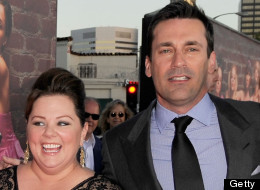 Melissa McCarthy and Jon Hamm almost made a movie together for Paul Feig.