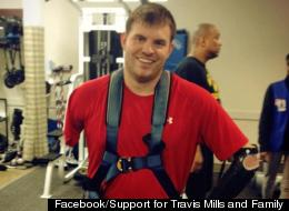 Facebook/Support for Travis Mills and Family