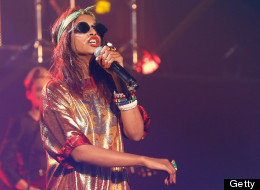A documentary about M.I.A. is caught up in drama.