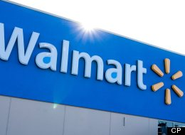 A former Wal-Mart employee in Kemptville, Ont., about 60 km south of Ottawa, was fired for confronting a customer who left a dog in a truck during a hot day this week, she says. (THE CANADIAN PRESS IMAGES/Mario Beauregard)