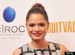 Melonie Diaz attends the 'Fruitvale Station' screening at the Museum of Modern Art on July 8, 2013 in New York City.