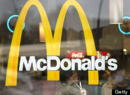A B.C. woman who says she was refused service in a Richmond McDonald's is demanding an apology from the fast food giant. (Tim Boyle/Getty Images)