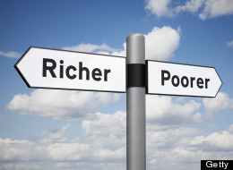 Because of how taxes and government aid are structured, low-income Canadians lose the most money when they move up the earnings ladder, according to a new study from the C.D. Howe Institute. (Getty Images)