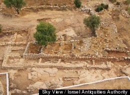Researchers working outside Jerusalem recently announced they found evidence of what may be King David's palace.