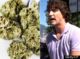 Liberal Leader Justin Trudeau thinks it's high-time marijuana was legalized in Canada. (Getty/CP)