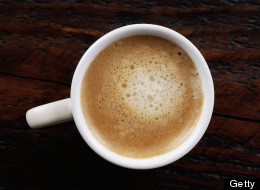 In a recent study, Harvard researchers linked daily coffee consumption with a lower risk of suicide. (Photo via Getty)