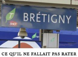 Brétigny-sur-Orge: la vidéo du déraillement à laquelle vous avez échappé