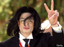 Pop superstar Michael Jackson departs the Santa  Barbara Superior Court in Santa Maria, California at the end of the  52nd day of Jackson's child molestation trial.    May 13, 2005 during the Michael Jackson Trial - Day 52 - May 13, 2005 at the Santa Barb