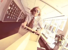 Librarians remake Beastie Boys Sabotage video