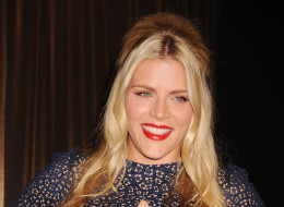 Busy Philipps speaks at the 19th Annual Screen Actors Guild Awards Nominations Announcements. (Photo by Jeffrey Mayer/WireImage)