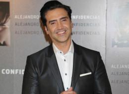 Alejandro Fernández en la presentación de