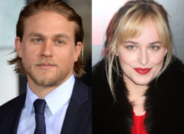 Charlie Hunnam and Dakota Johnson are headed to Vancouver to shoot the movie version of '50 Shades Of Grey.' (PA)