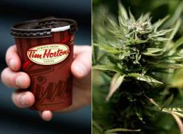 Tim Hortons has asked Sensible BC not to meet at its coffee shops. The franchise also temporarily blocked access to the campaign website on its WiFi networks. (Getty Images)