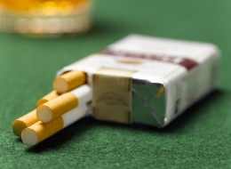 According to a new study, Vancouverites have the lowest smoking rates in Canada.Getty