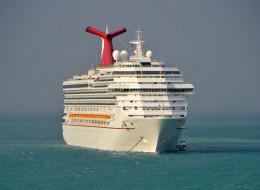 File photo of Carnival cruise ship.