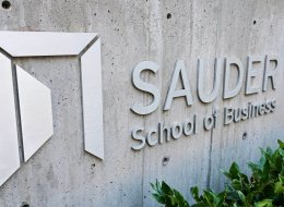 UBC's Sauder School of Business is ending its support for FROSH events after a chant was used that had pro-rape lyrics. (Canadian Press)