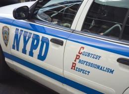 A New York City police car