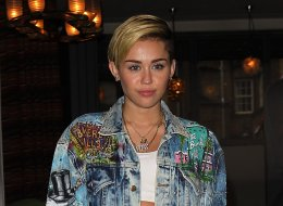 Miley Cyrus recorded a remix for Kanye West's 'Black Skinhead.'