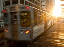 The CTA launched a new safety campaign Monday aimed at keeping passengers off the El tracks. (Getty)