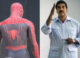 Nicolás Maduro culpó a cómics como Spiderman de la violencia juvenil