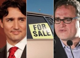 Liberal Leader Justin Trudeau apologized on Twitter Thursday for offending used car dealers — and threw a dig at Sun News' Ezra Levant in the process. (CP)