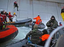 Denis Sinyakov/Greenpeace
