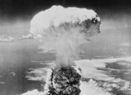 Japan, Chugoku Region, Hiroshima, Atomic explosion on 6th August, 1945