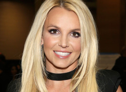 Britney Spears may lip-sync her way through her Las Vegas residency. Here, she attends the iHeartRadio Music Festival on September 21 in Las Vegas. (Isaac Brekken/Getty Images for Clear Channel)