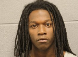David Logan, 22, is the fifth man charged in Chicago's mass shooting in Cornell Square Park a week and a half ago.